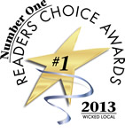 2013 Readers Choice Regional Favorite