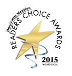 2015 Readers Choice Regional Honor Roll